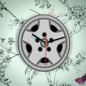 T3 Carat Wheel Clock
