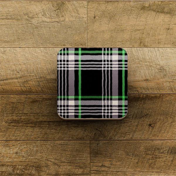 GTI plaid green