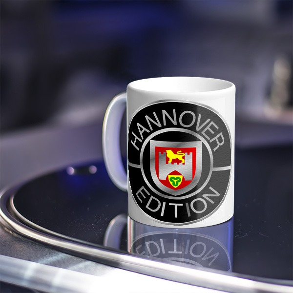 T3 Hannover Editon Mug