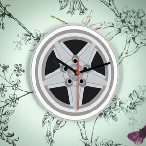 Penta Wheel Clock T3 Vanagon