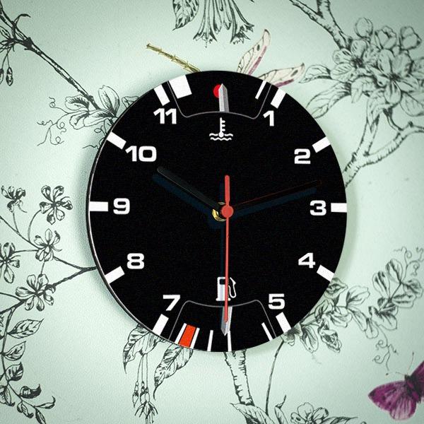 T3 Analogue Clock