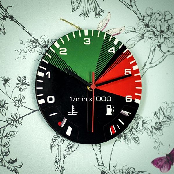 T3 Rev Counter Clock Diesel