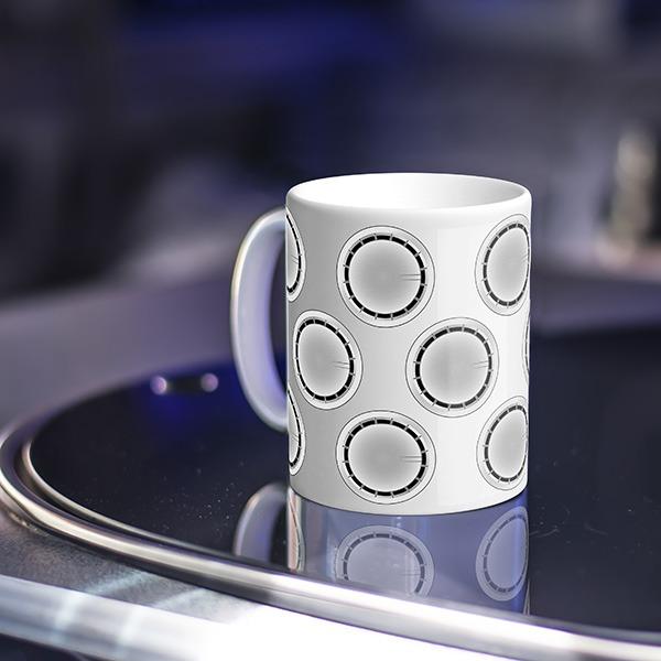 T3 LT Wheel Trim Mug