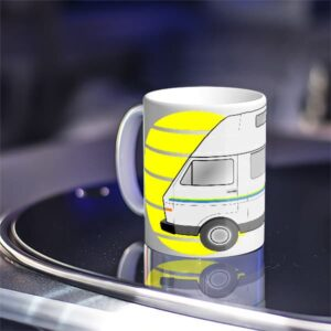 VW LT Florida Mug with Sun