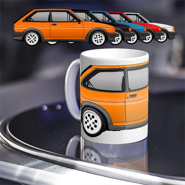 Mk2 Fiesta XR2 Mug