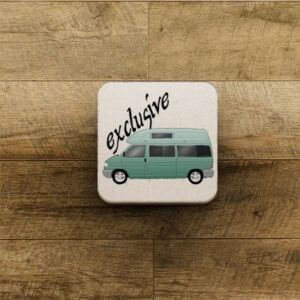 Westfalia T4 Exclusive Coaster