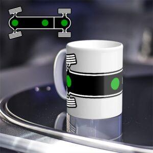 Syncro Diff Lock Mug