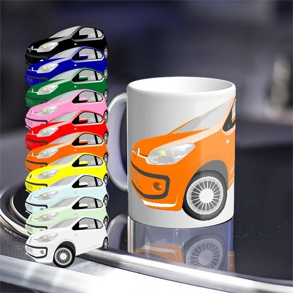vw UP! mug