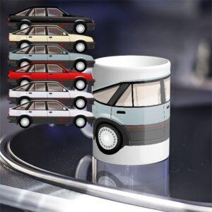 Cavalier SRI 130 Hatchback Mug
