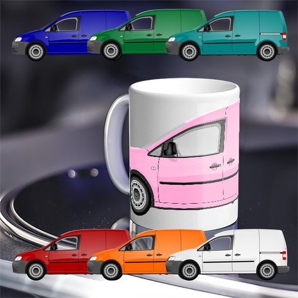 Mk3 Caddy Mug