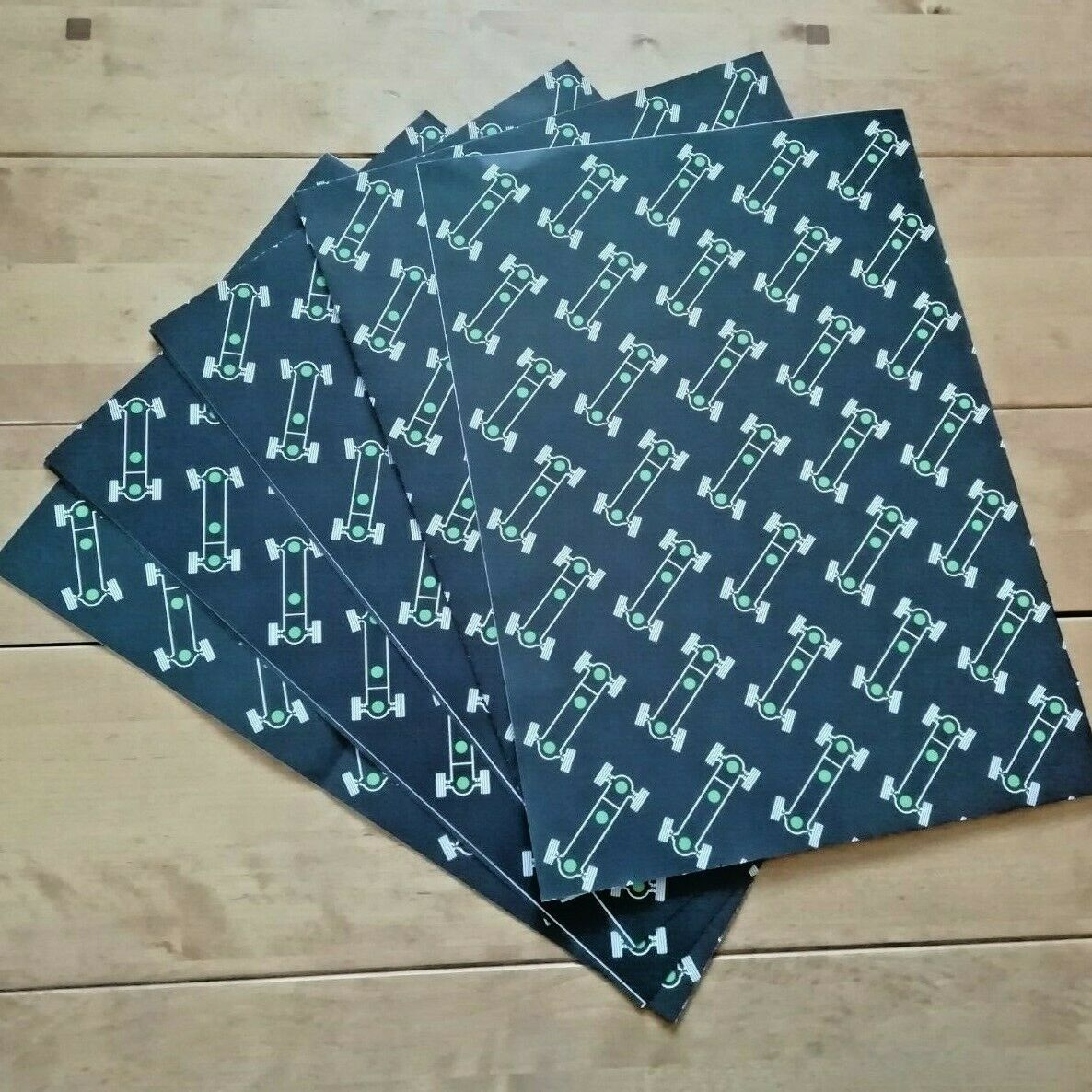 T3 T4 Golf Syncro Wrapping Paper
