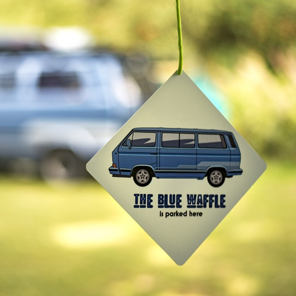 Hanging Sign - Camp Pitch Marker