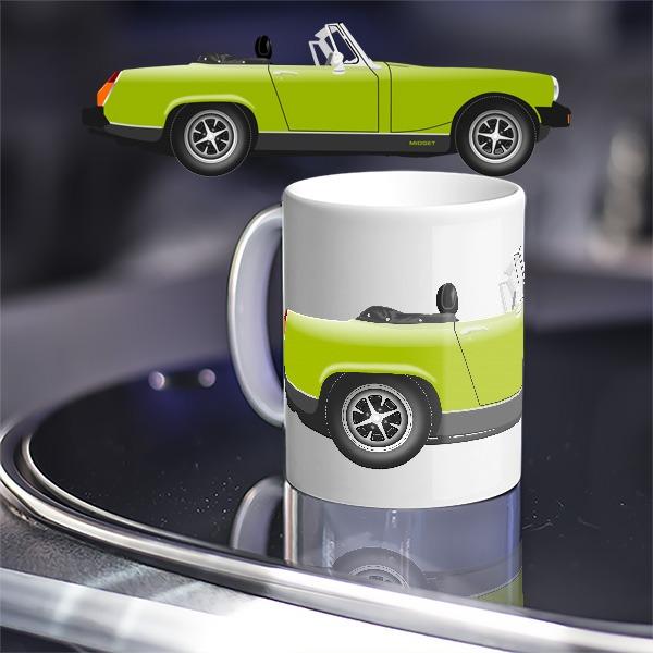 MG Midget Mug